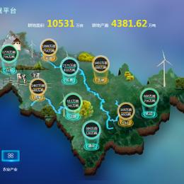 托普云农打造吉林省耕地质量保护大数据平台