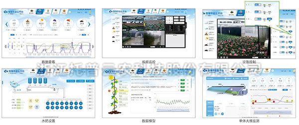 温室大棚智能管理系统-托普云农物联网